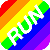 Runbow: Rainbows and Running