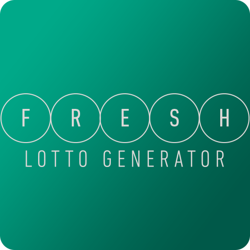 Fresh Lotto Generator LOGO-APP點子