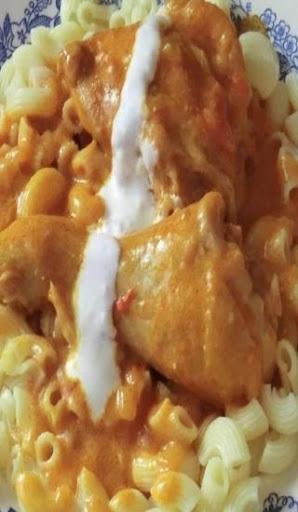 Hun Chicken Paprikas Recipe