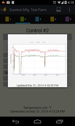 Kiln Monitor screenshot