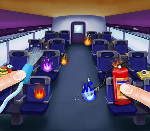 Fire Train! Babies Adventure 1.1 screenshots 8