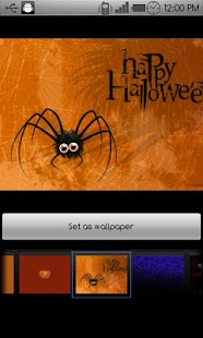 Halloween wallpapers - screenshot thumbnail