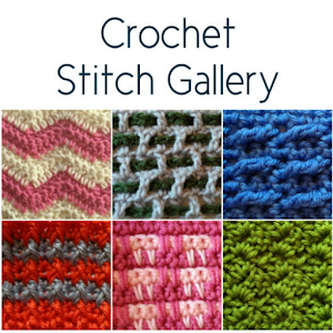 Crochet Stitches In The Round : Crochet Stitch Gallery - Android Apps on Google Play