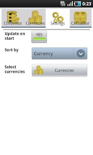 Money Converter - screenshot thumbnail