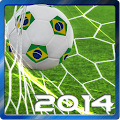 Soccer Kick - World Cup 2014 1.3 icon