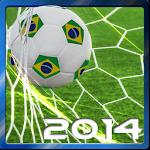 Soccer Kick - World Cup 2014 1.3 Apk