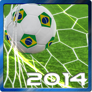 Soccer Kick – World Cup 2014 for PC and MAC