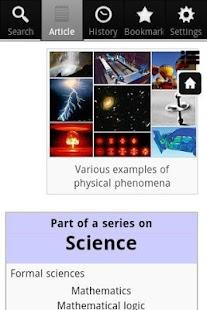 玩免費書籍APP|下載Physics Encyclopedia app不用錢|硬是要APP
