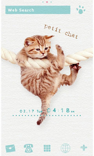 Cat Wallpaper Hanging About 1.0.0 Windows u7528 1