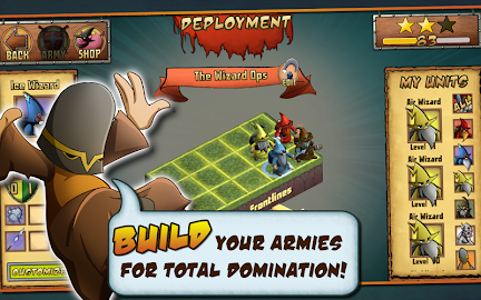 Wizard Ops Tactics Screenshot 12
