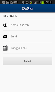 mandiri e-cash- screenshot thumbnail