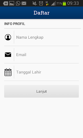 mandiri e-cash 1.5.2 screenshot 312042