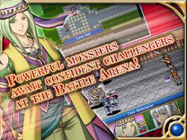 Screenshot of RPG Journey to Kreisia