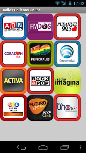 Chilenas FM