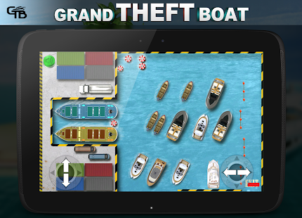 【免費冒險App】Grand Boat Theft Thriller-APP點子