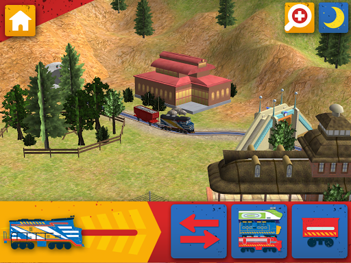 Chuggington Ready to Build  screenshots 5