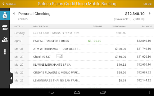 Golden Plains Credit Union- screenshot thumbnail