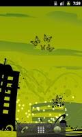 Screenshot of City Free Live Wallpaper