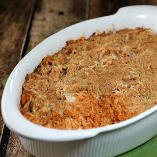Chicken Parmesan Quinoa Bake.