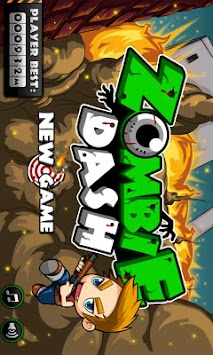 Zombie Dash apk screenshot