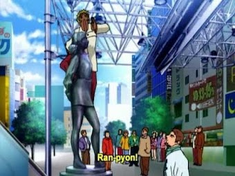 Super Gals!: Season 2: Ep. 26: Goodbye - Ran-ran - The Skies of Shibuya Remain Unchanging
