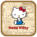Hello Kitty Practice Theme icon