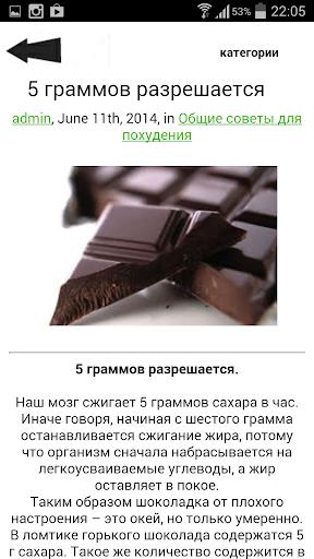 Аварийная диета
