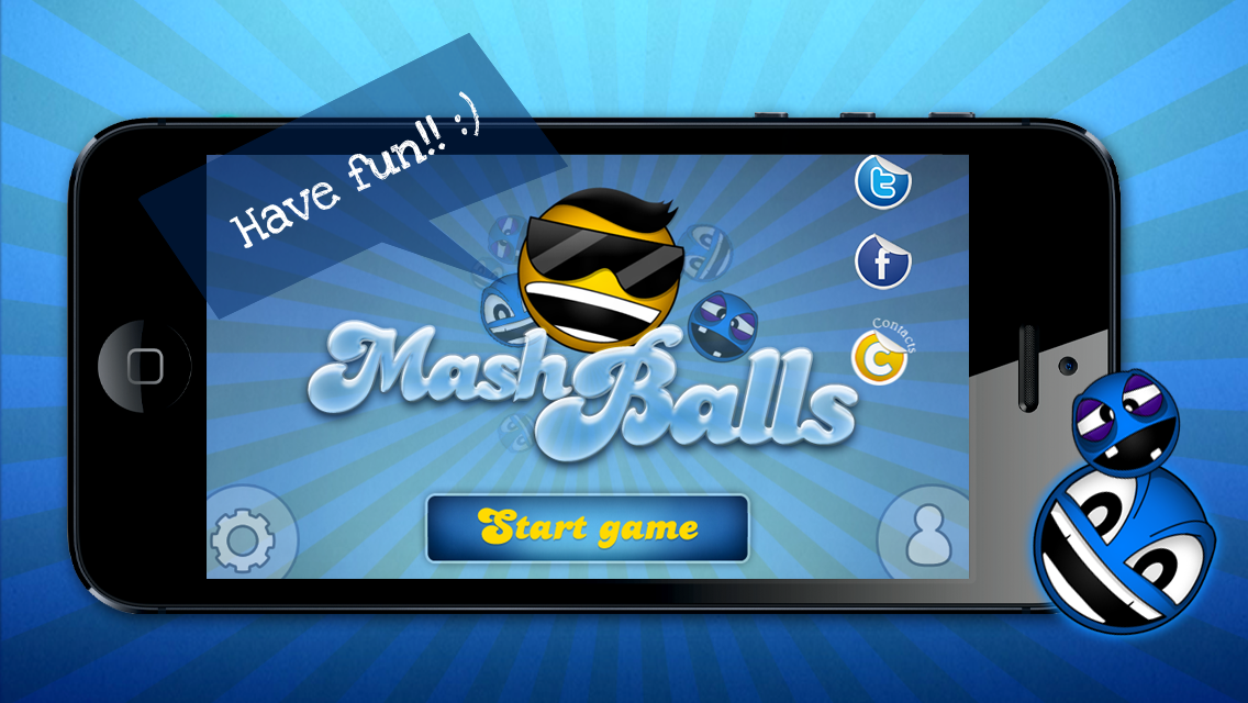 Mashballs- screenshot