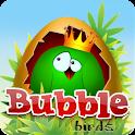 Bubble Birds Premium logo