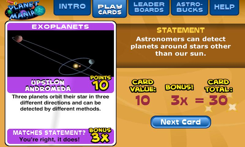 PlanetMania - screenshot