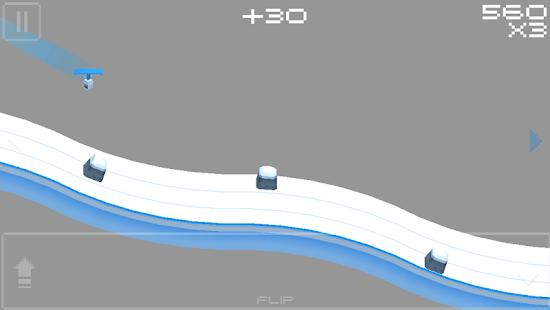 Cubed Snowboarding- screenshot thumbnail