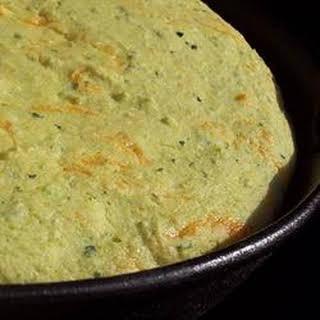 Zucchini Cornbread.