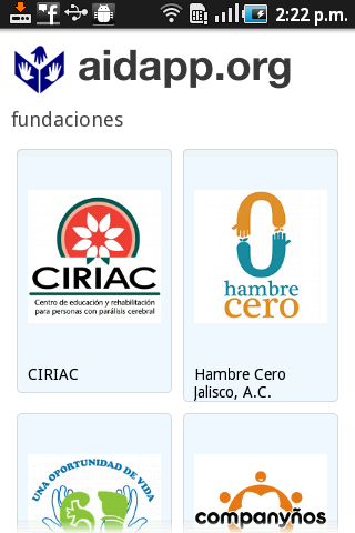 AidApp - México