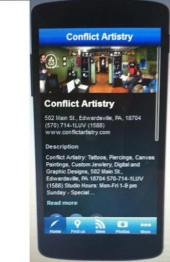 Conflict Artistry