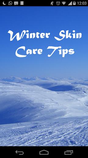 Winter Skin Care Tips Free