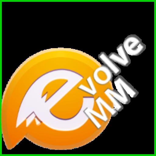 ElvolveSMS 8Bit Theme LOGO-APP點子