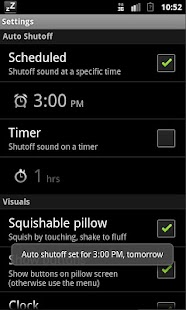 Pillow: White Noise (Pro) - screenshot thumbnail