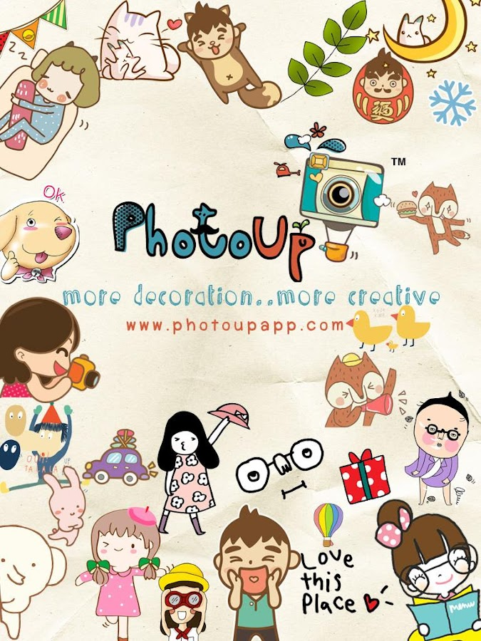 Korawia Stamp by PhotoUp - screenshot
