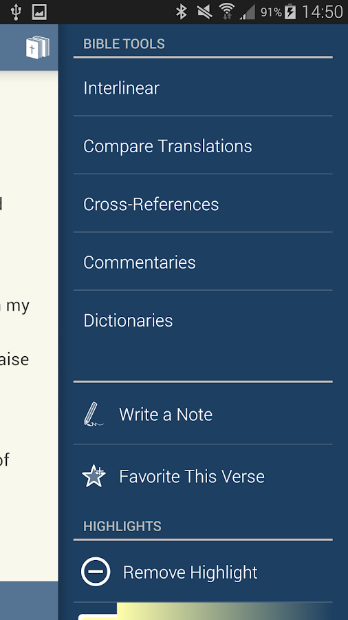 blue letter bible screenshot
