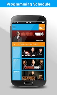 ION Television - screenshot thumbnail