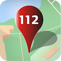 112 app logo