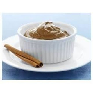 Cinnamon-Chocolate Pudding