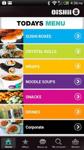 【免費生活App】Oishii Lunch-APP點子