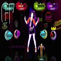 Just Dance 3 Live Wallpaper logo