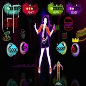 Just Dance 3 Live Wallpaper