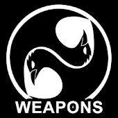 Ninjutsu Weapons