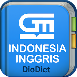 Indonesia->English Dictionary 書籍 App LOGO-APP試玩