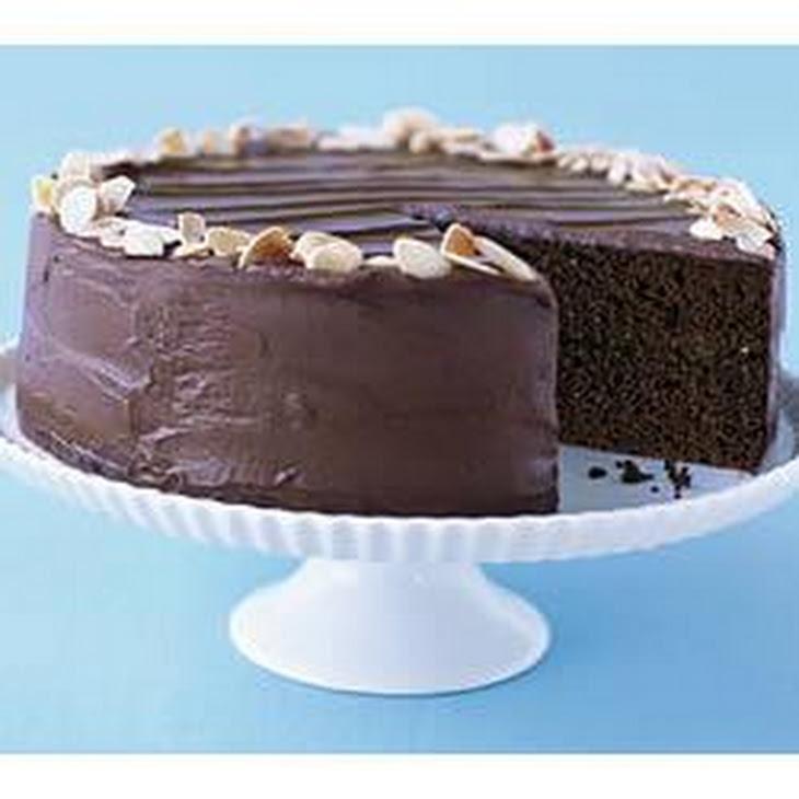 Best Ever Chocolate Fudge Layer Cake Recipe