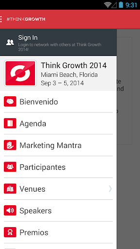 Think Growth Miami 2014
