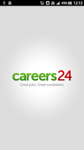 Careers24 SA Job Search- screenshot thumbnail